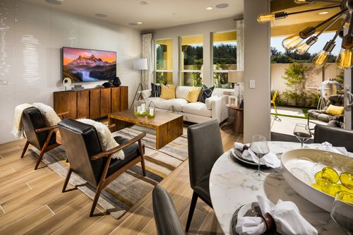 Greatroom-and-Dining-in-Sage-at-Shea Homes at Rice Ranch-in-Orcutt