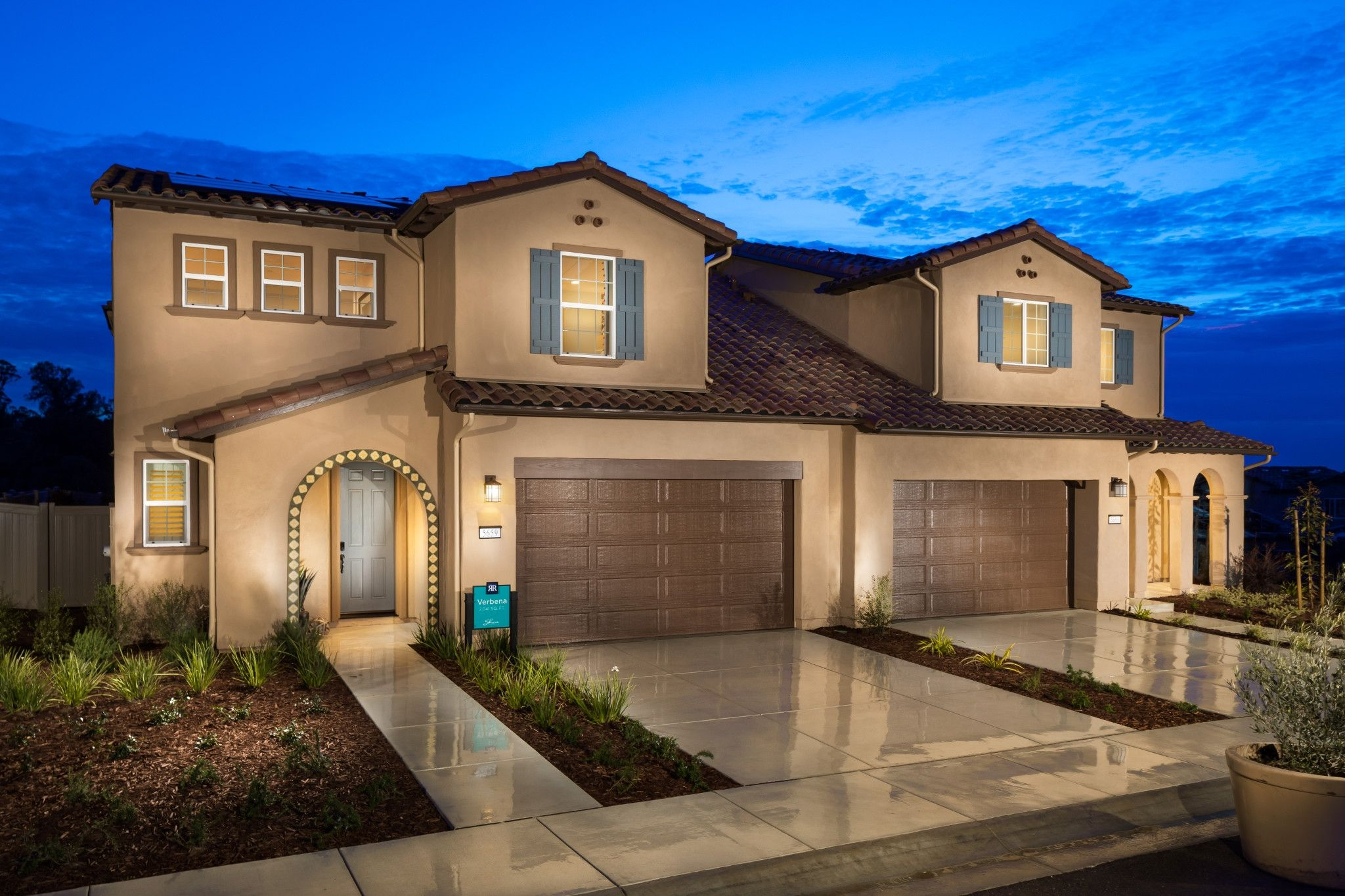Exterior featured in the Verbena By Shea Homes - Trilogy in Santa Barbara, CA