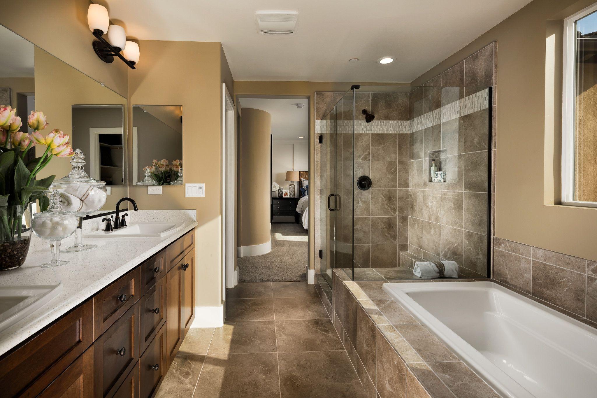 Bathroom featured in the Verbena By Shea Homes - Trilogy in Santa Barbara, CA
