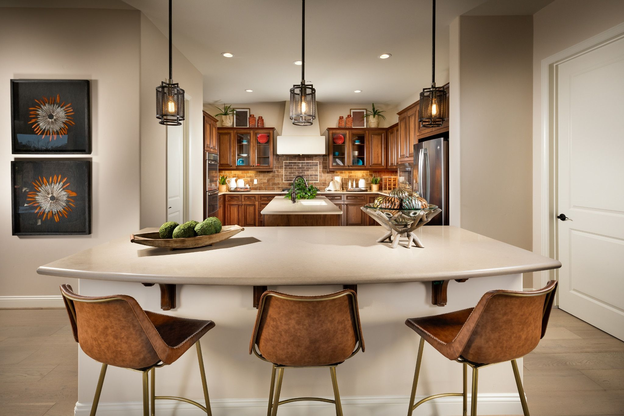Kitchen-in-Avila-at-Trilogy® at Monarch Dunes and Monarch Ridge Town Homes-in-Nipomo