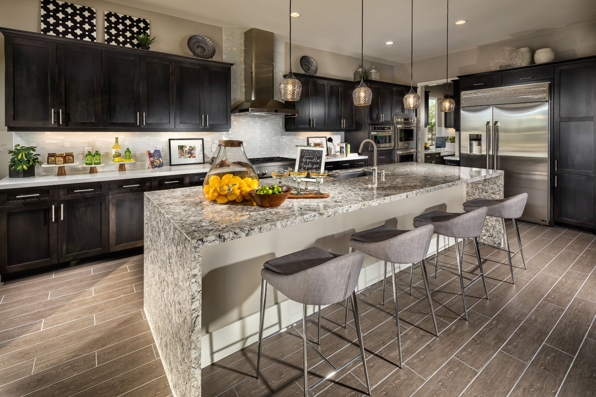 Kitchen-in-Carmel-at-Trilogy® at Monarch Dunes and Monarch Ridge Town Homes-in-Nipomo