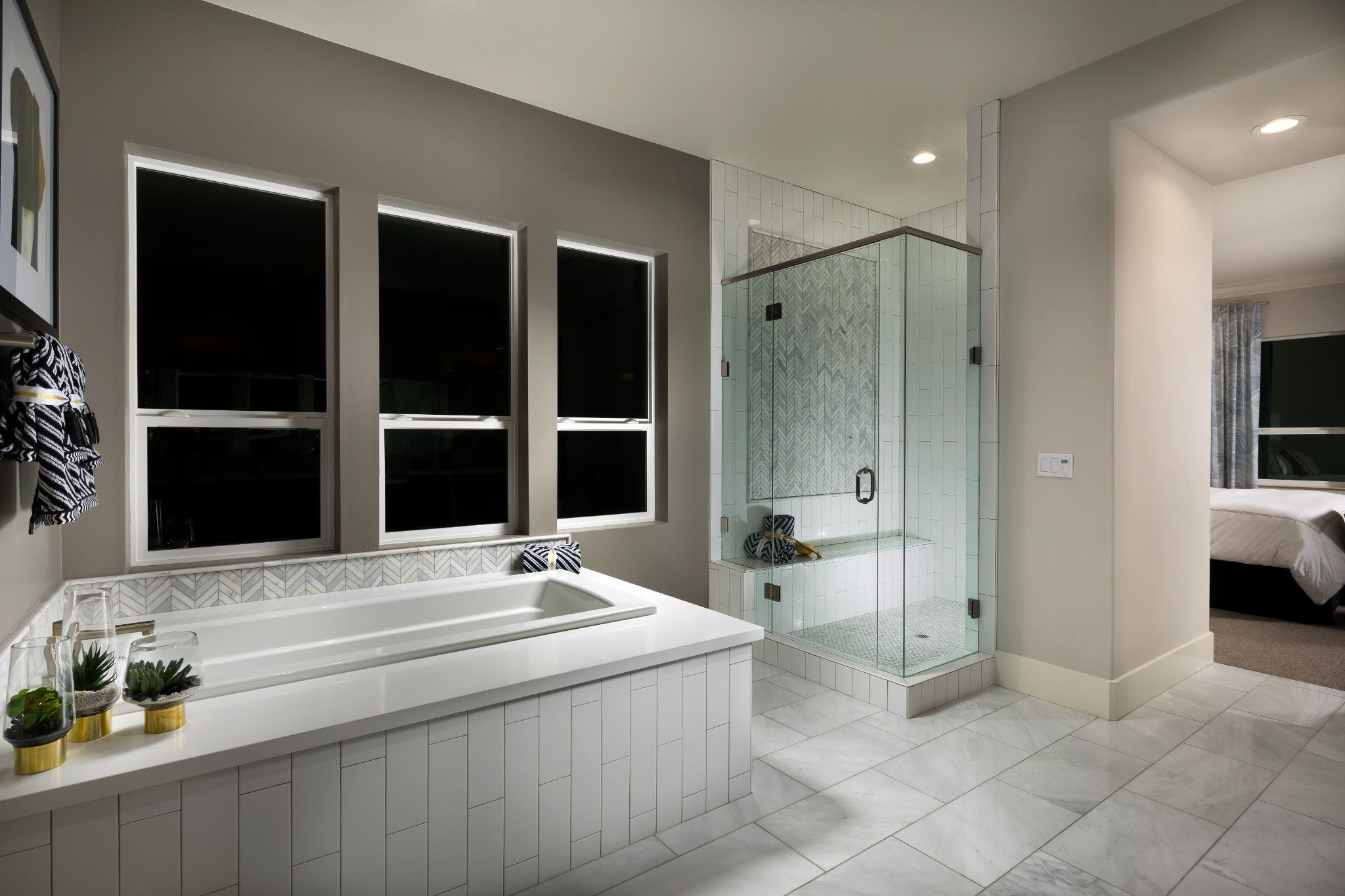 Bathroom featured in the Carmel By Shea Homes - Trilogy in San Luis Obispo, CA