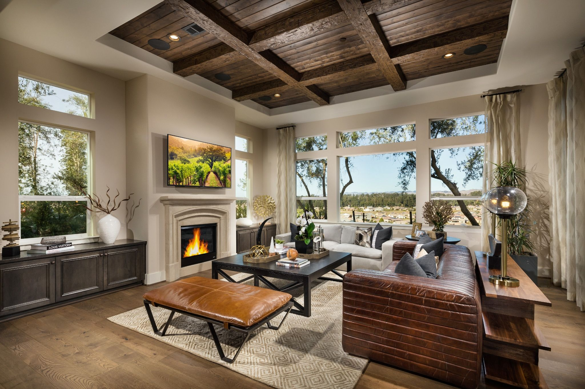 Living Area featured in the Dolcetto By Shea Homes - Trilogy in San Luis Obispo, CA