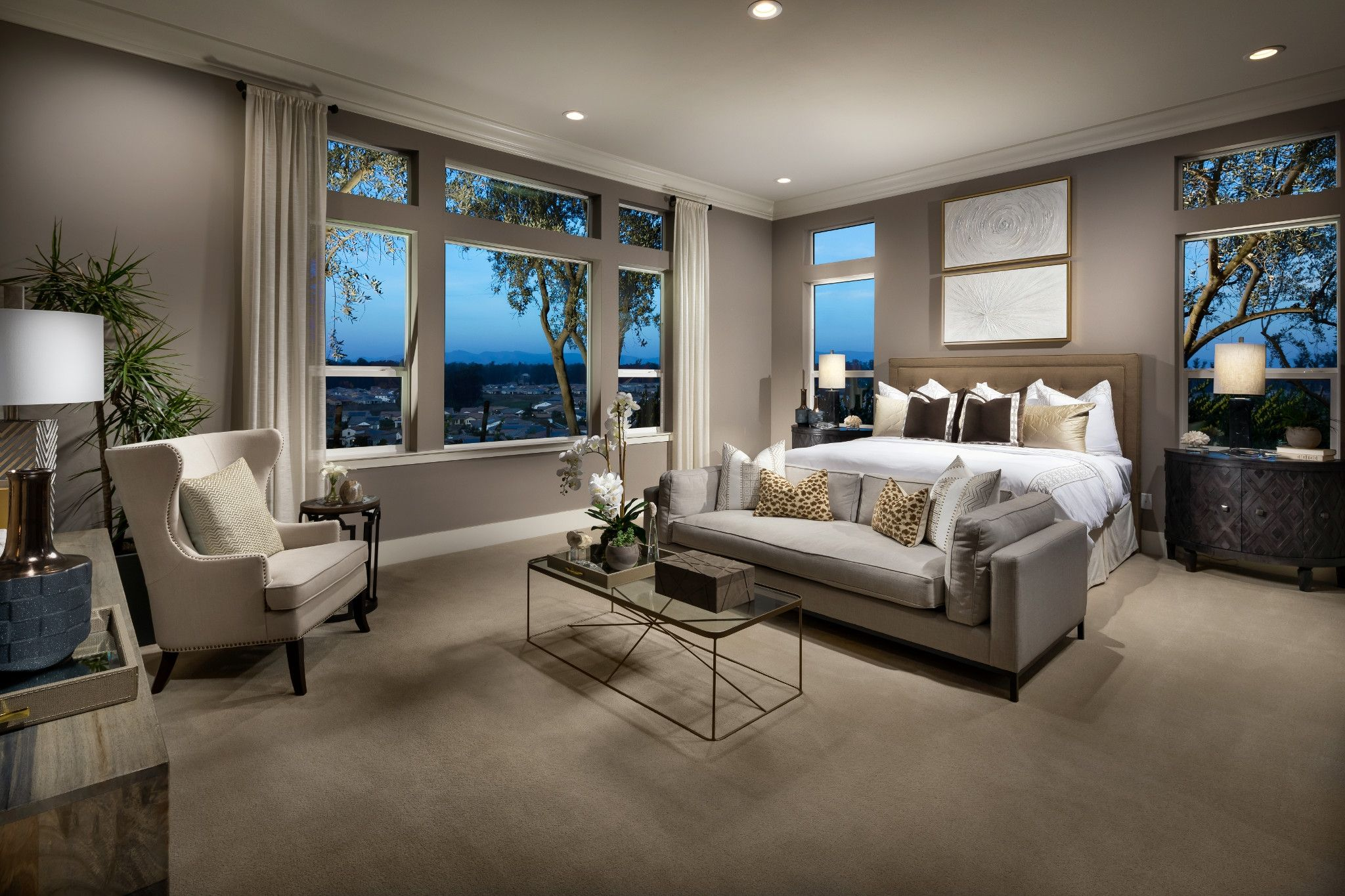 Bedroom featured in the Dolcetto By Shea Homes - Trilogy in San Luis Obispo, CA