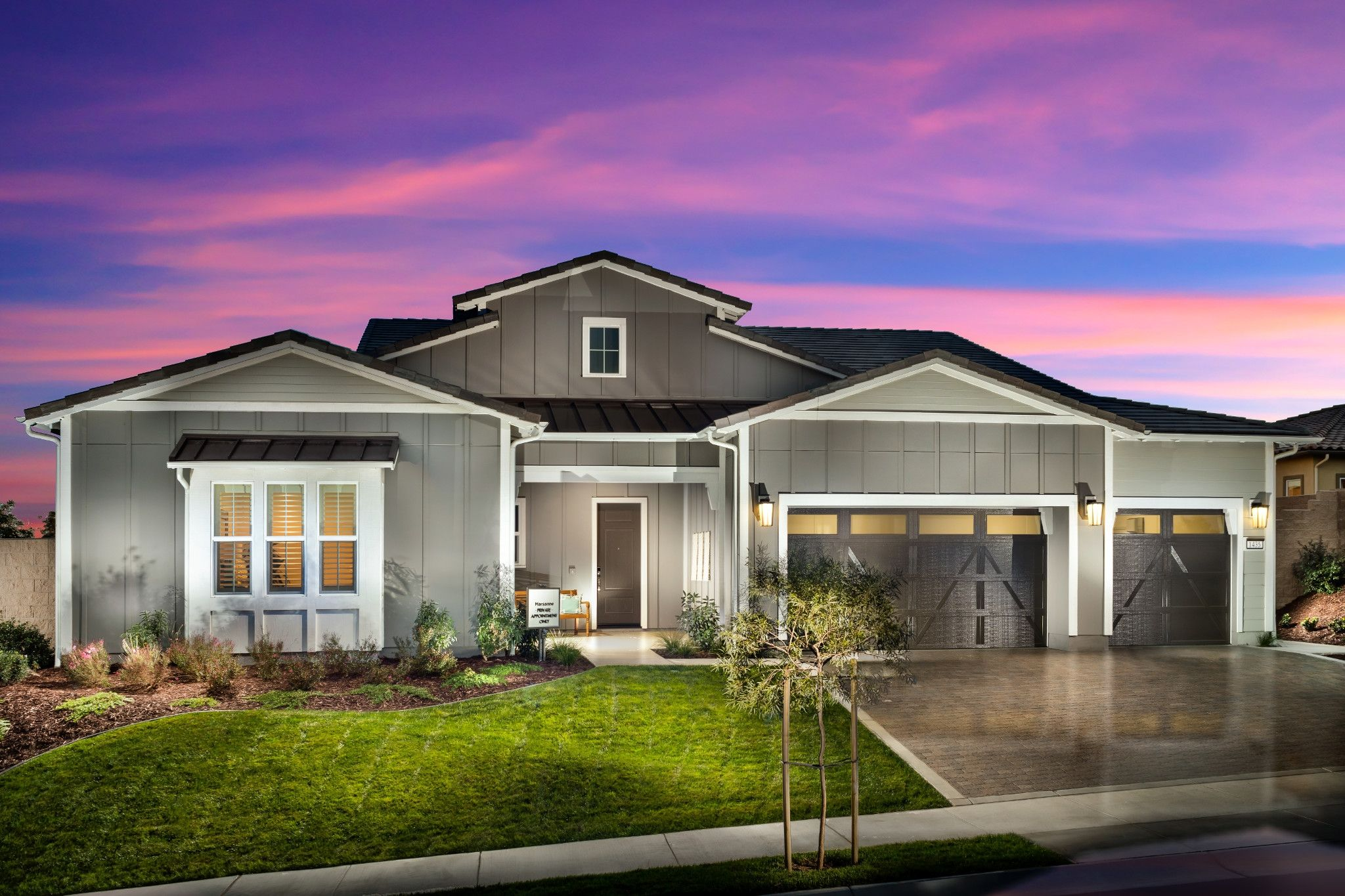 Exterior featured in the Marsanne By Shea Homes - Trilogy in San Luis Obispo, CA