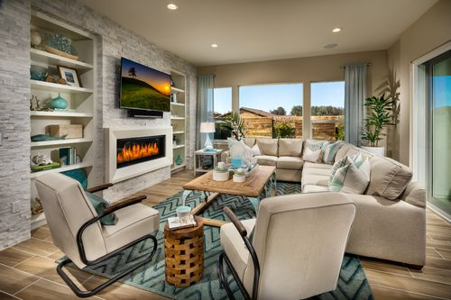 Greatroom-and-Dining-in-Riviera-at-Trilogy at Monarch Dunes and Monarch Ridge Town Homes-in-Nipomo