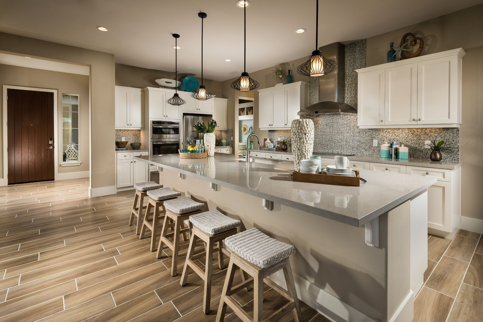Kitchen-in-Riviera-at-Trilogy® at Monarch Dunes and Monarch Ridge Town Homes-in-Nipomo