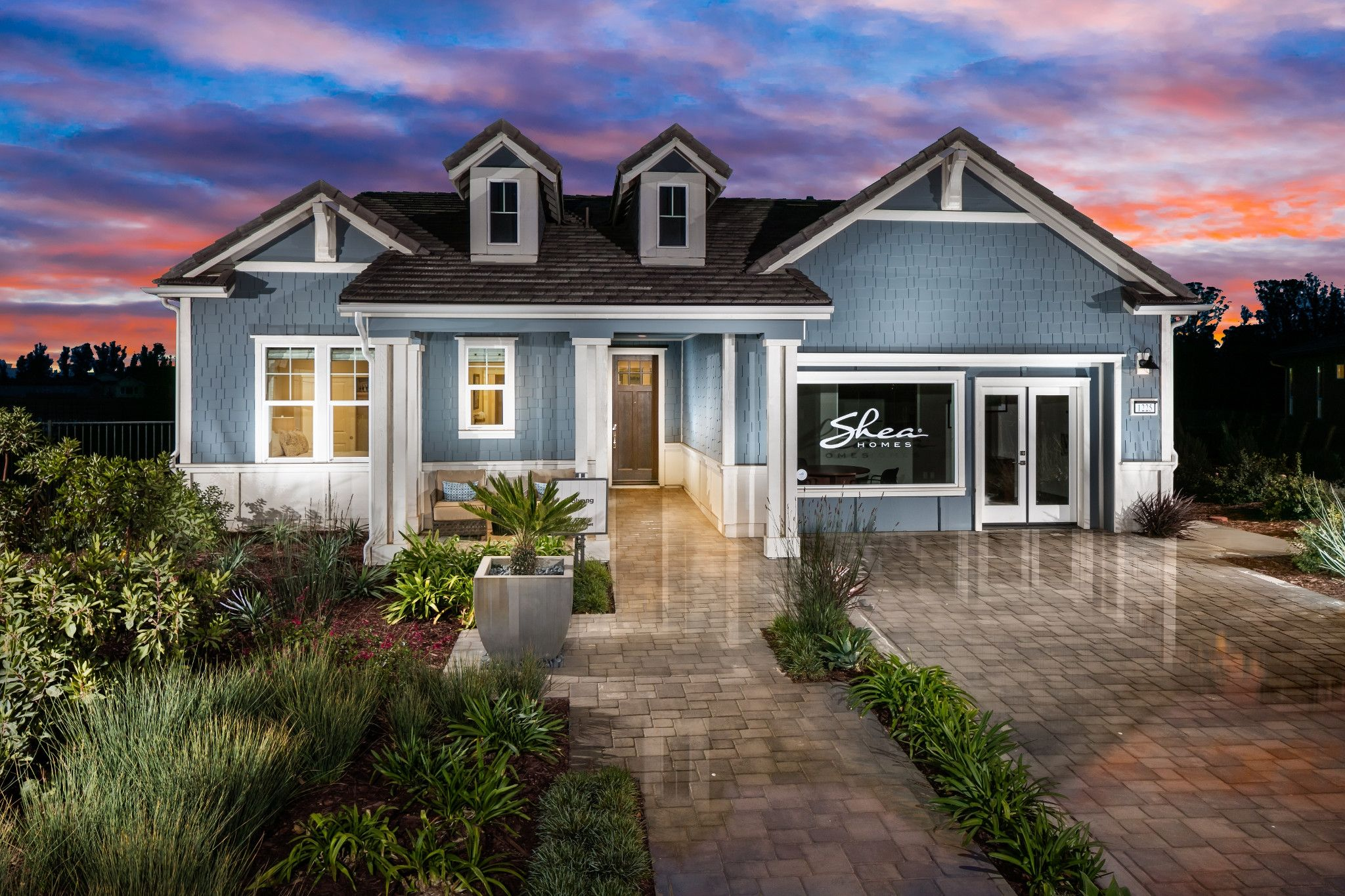 Exterior featured in the Solvang By Shea Homes - Trilogy in San Luis Obispo, CA