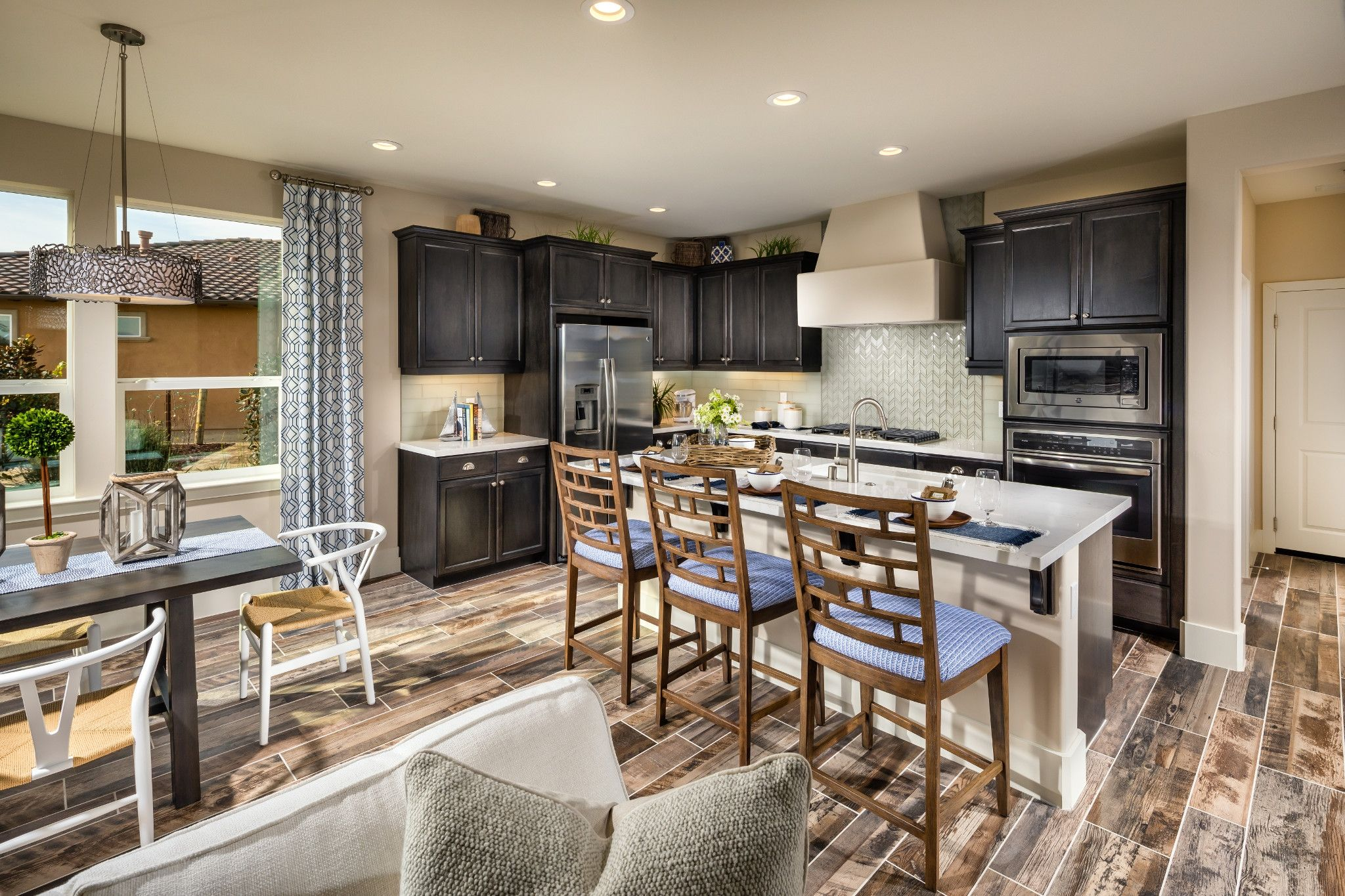 Kitchen-in-Solvang-at-Trilogy® at Monarch Dunes and Monarch Ridge Town Homes-in-Nipomo