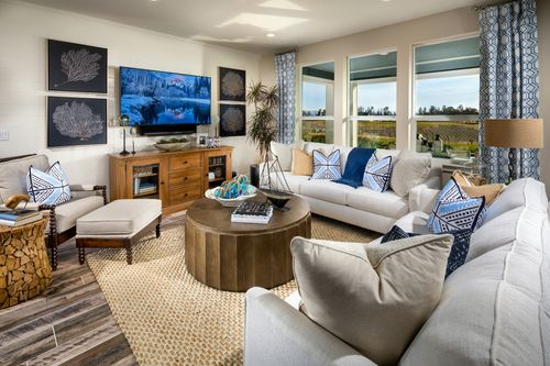 Greatroom-and-Dining-in-Solvang-at-Trilogy at Monarch Dunes and Monarch Ridge Town Homes-in-Nipomo