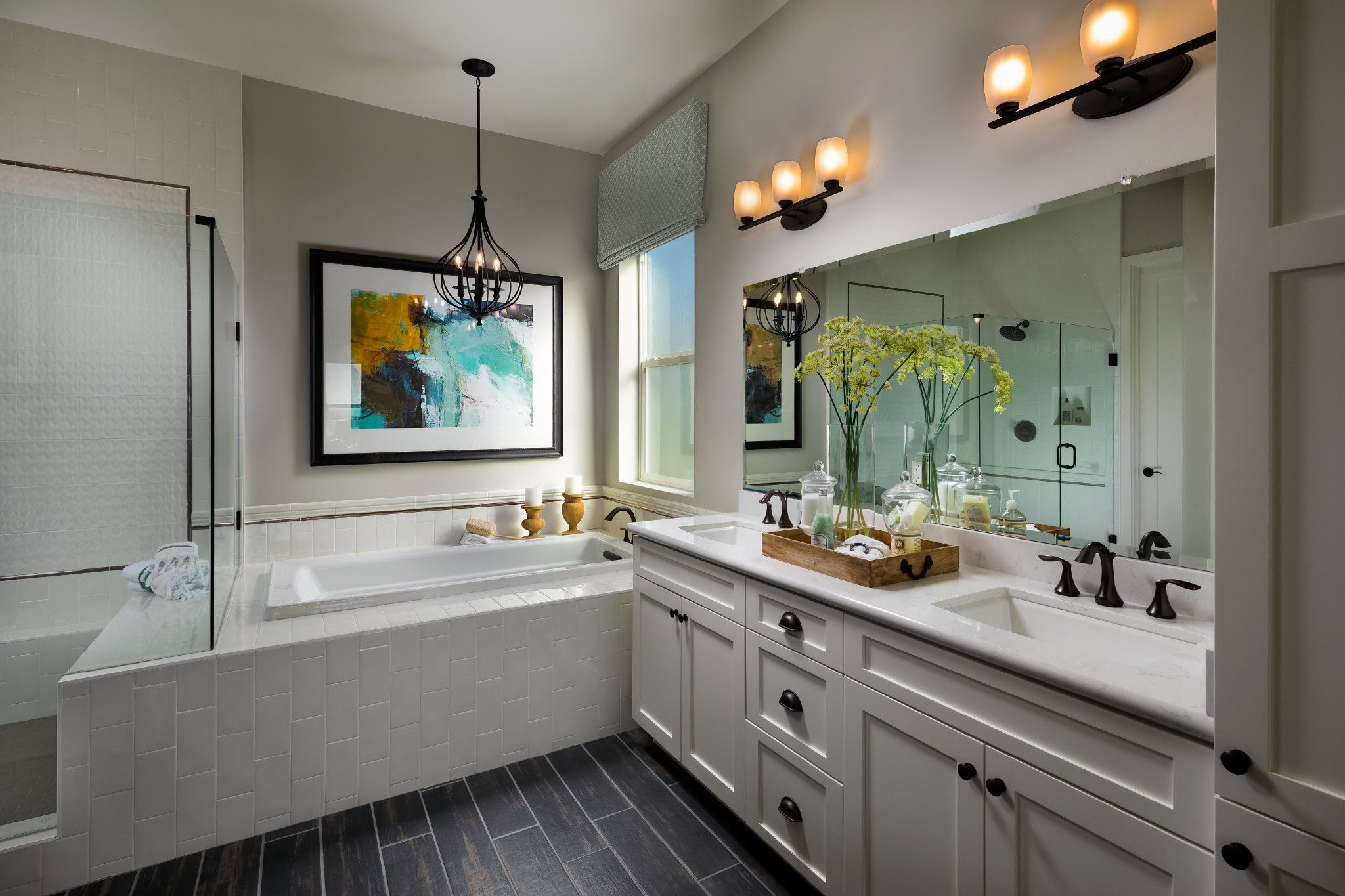 Bathroom featured in the Ventana By Shea Homes - Trilogy in San Luis Obispo, CA
