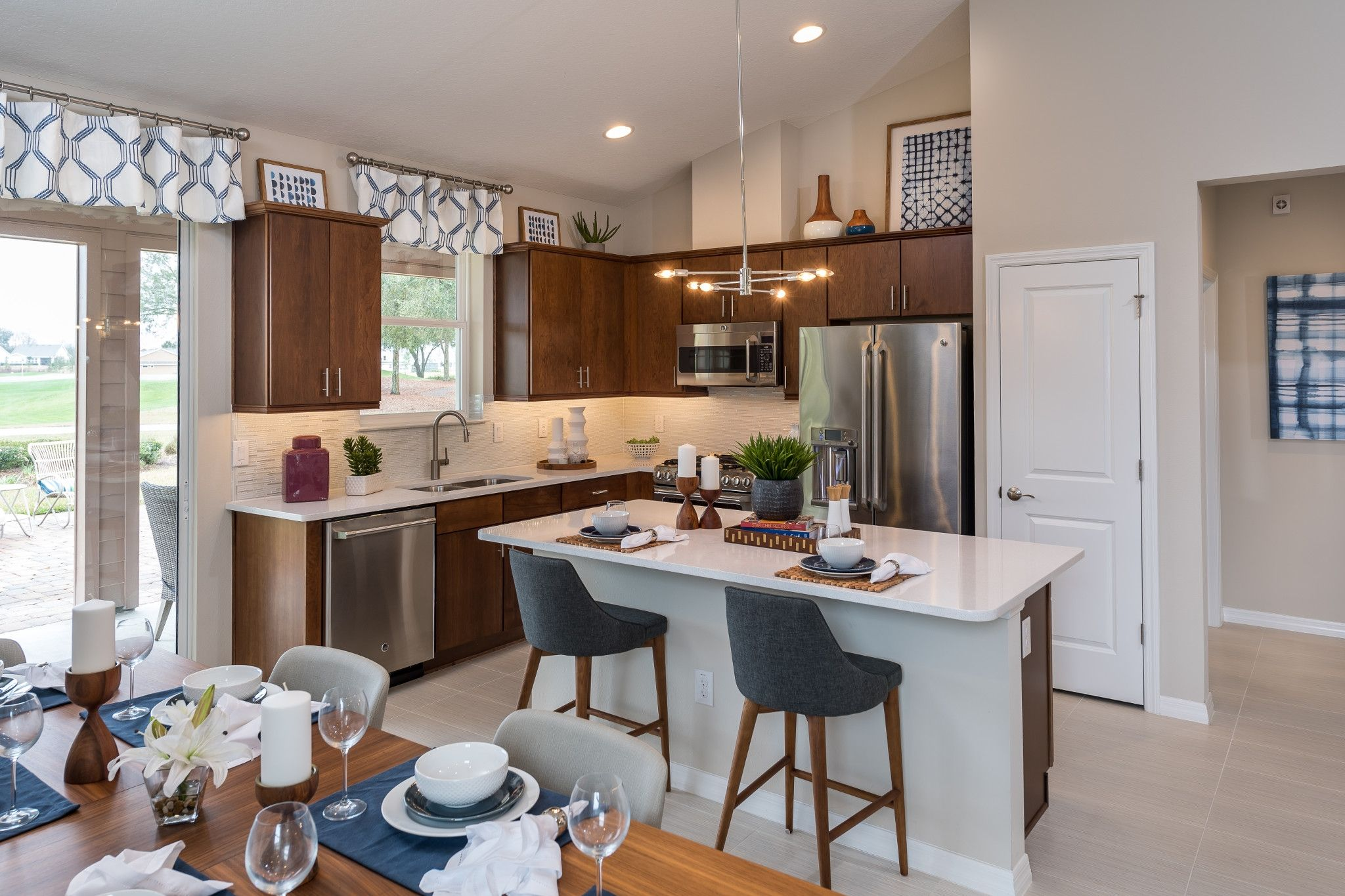 Kitchen-in-Rome-at-Trilogy® at Ocala Preserve-in-Ocala