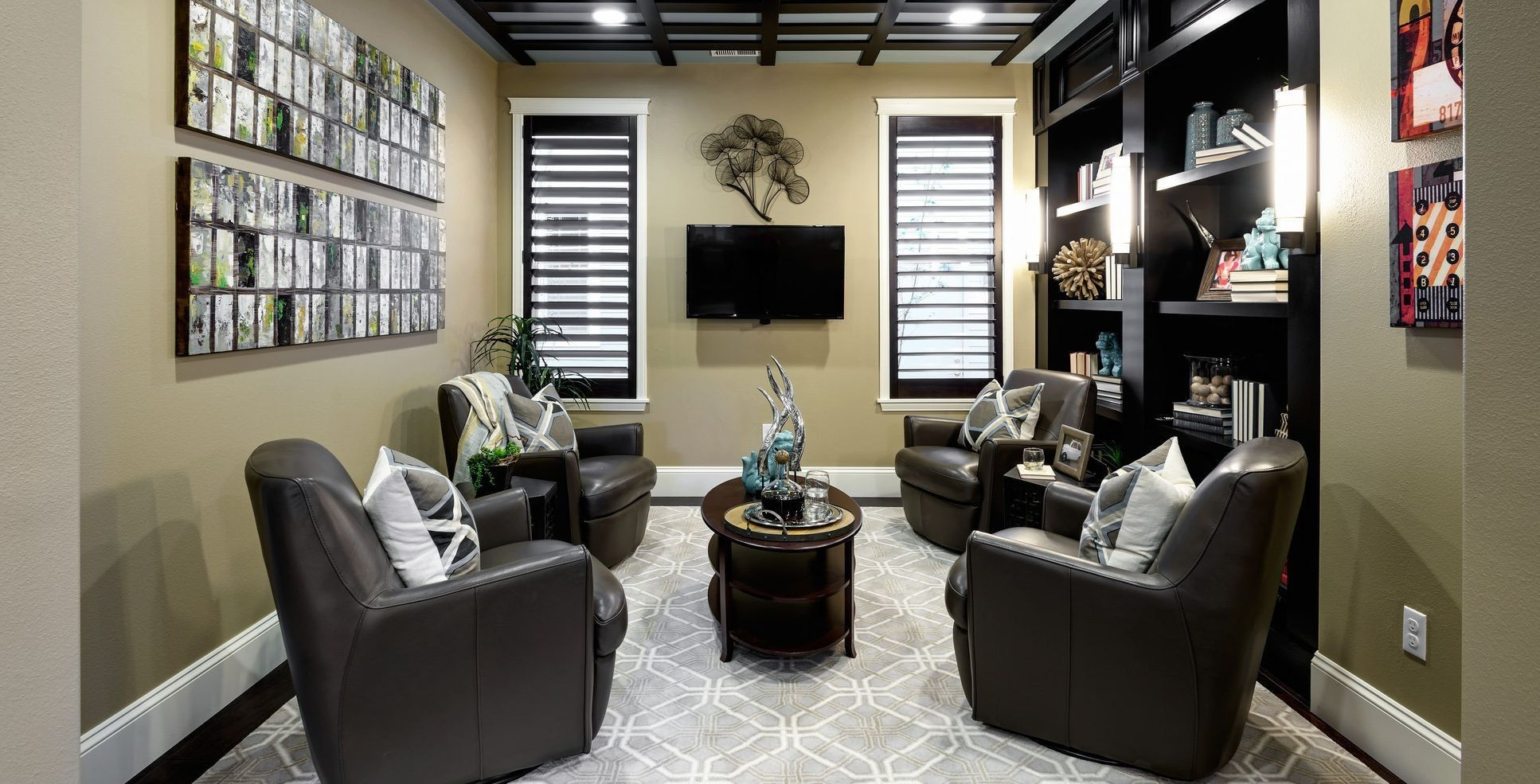 Living Area featured in the Elate By Shea Homes - Trilogy in Tacoma, WA