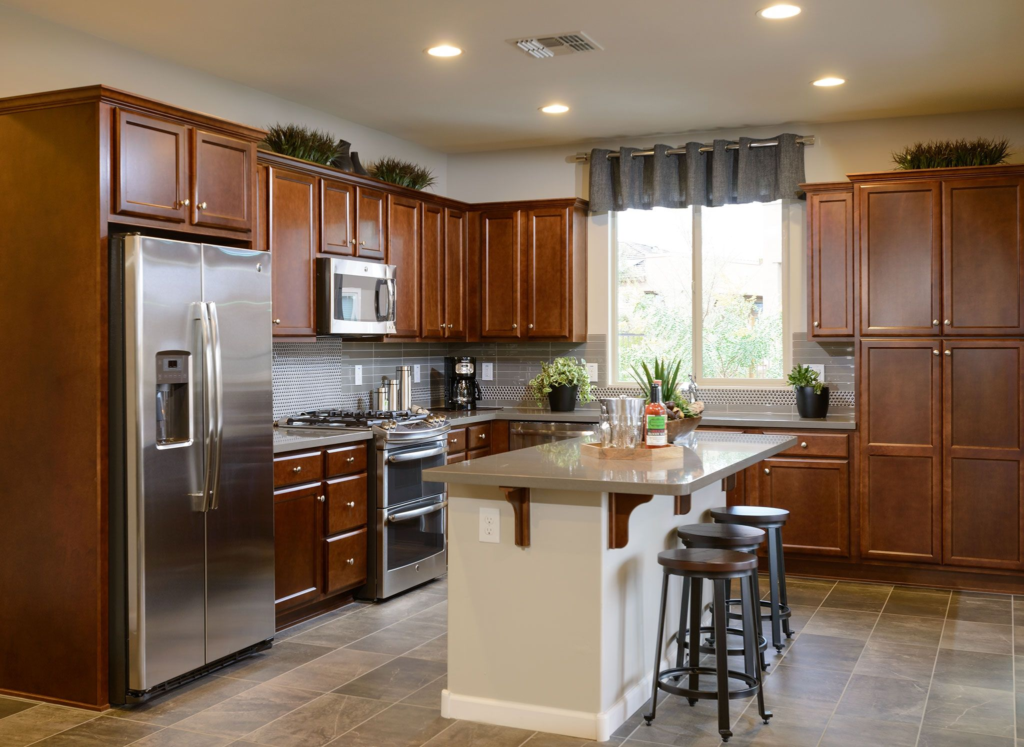 Kitchen-in-Optic-at-Trilogy® at Vistancia®-in-Peoria
