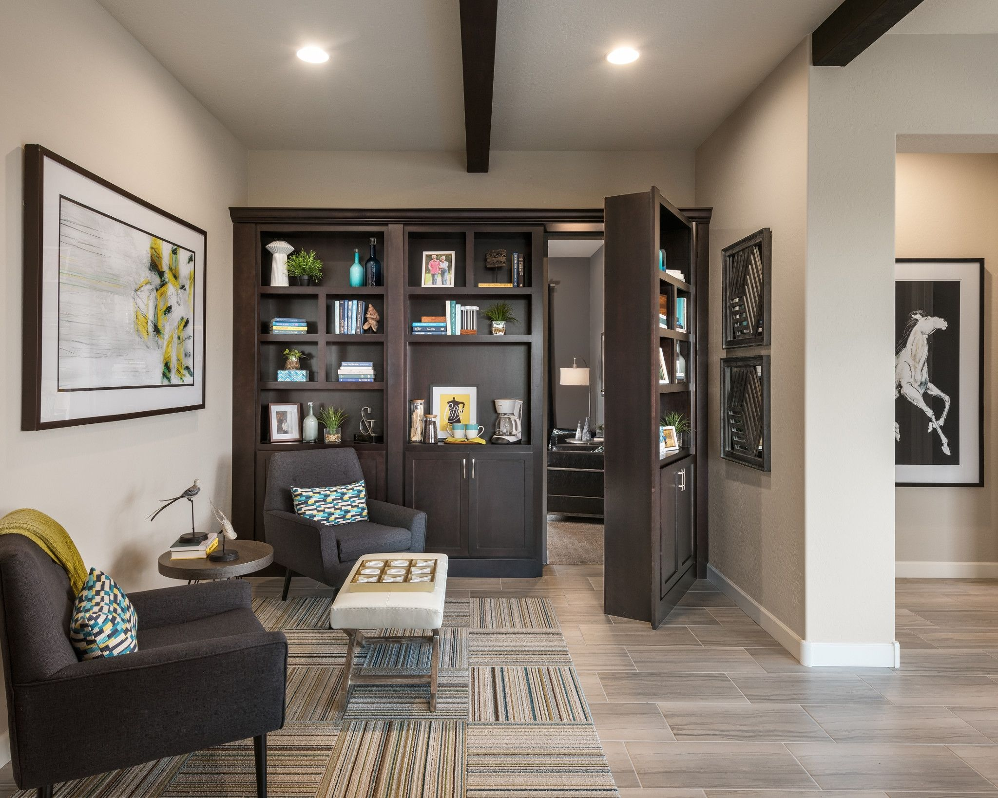 Living Area featured in the Concentric By Shea Homes - Trilogy in Phoenix-Mesa, AZ