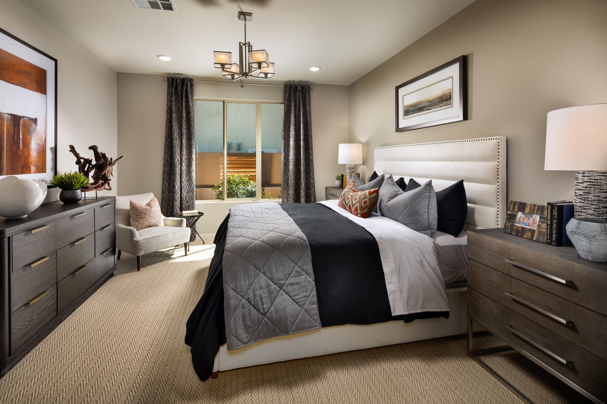 Bedroom-in-Haven-at-Trilogy® in Summerlin®-in-Las Vegas