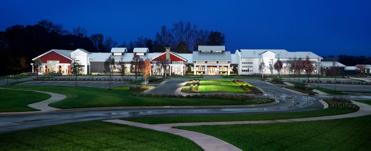 Trilogy Lake Norman Club: Exterior:Twin Mills Club