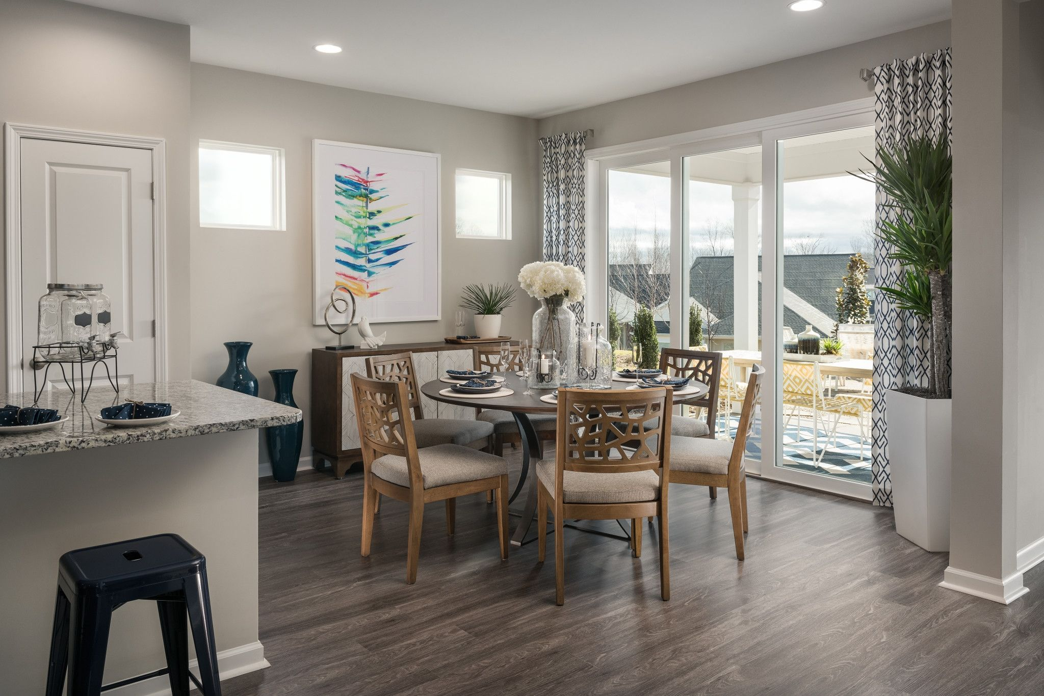 Breakfast-Room-in-Independence-at-Trilogy® Lake Norman-in-Denver