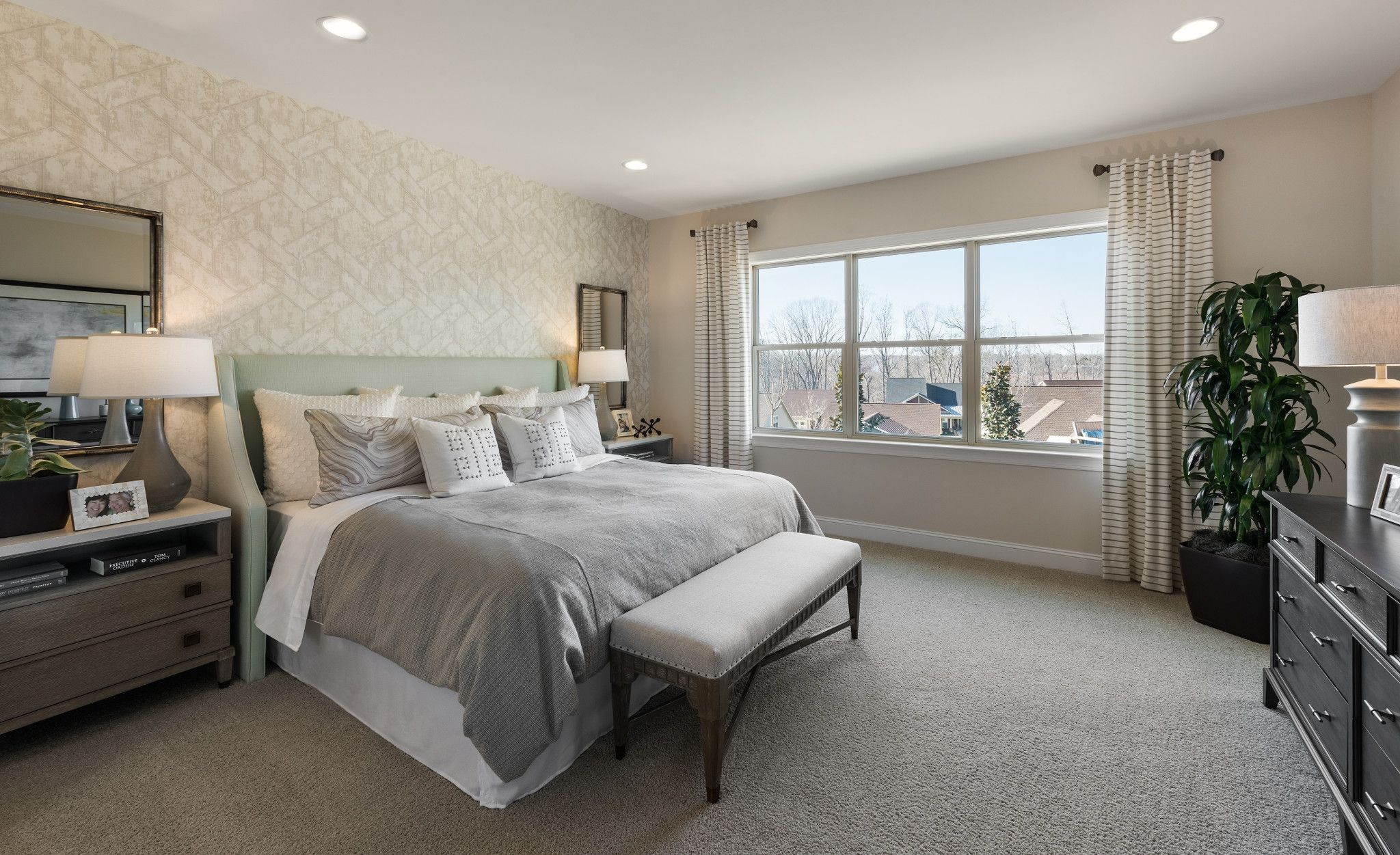 Bedroom featured in the Proclaim By Shea Homes - Trilogy in Charlotte, NC