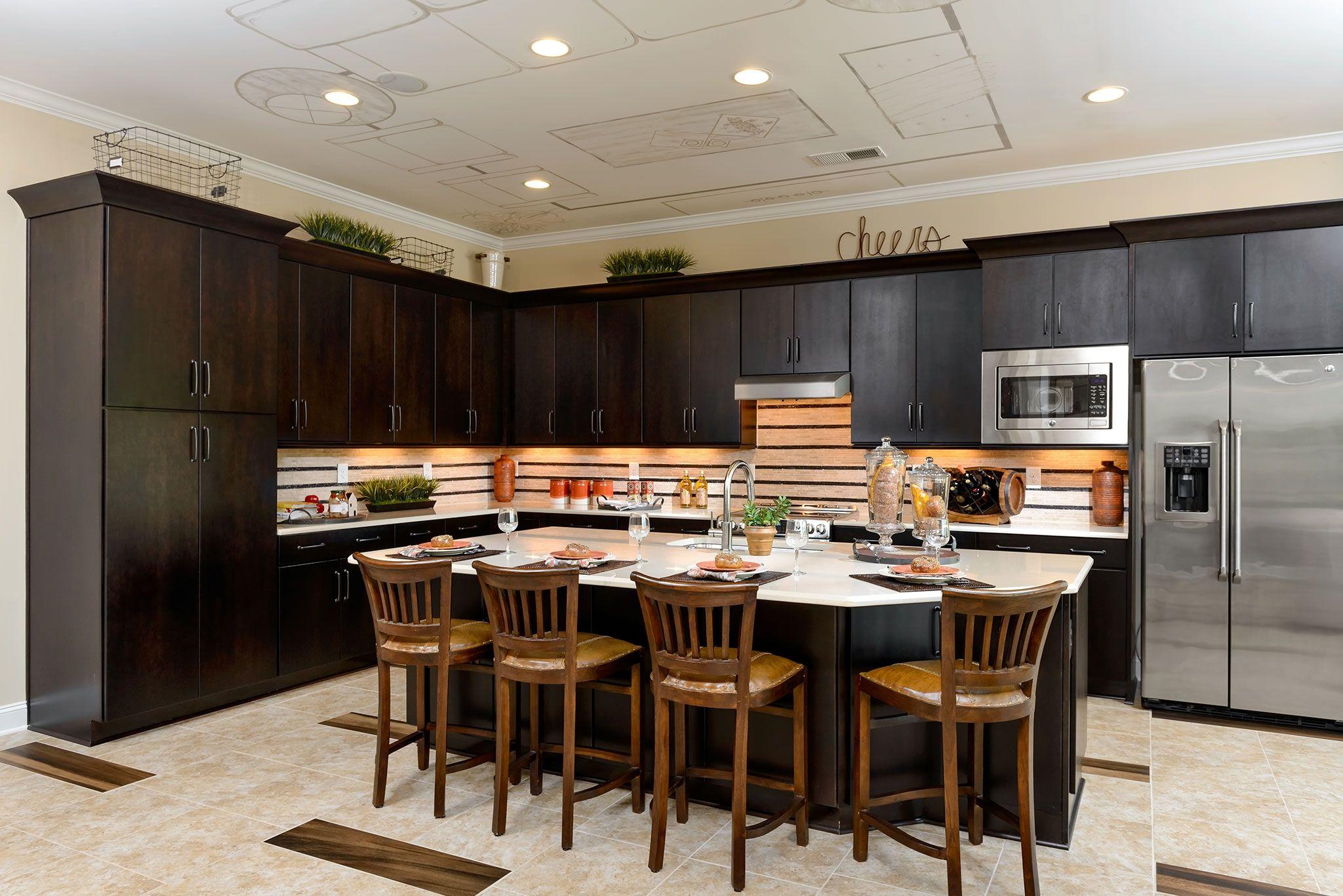 Kitchen-in-Refresh-at-Trilogy® Lake Norman-in-Denver