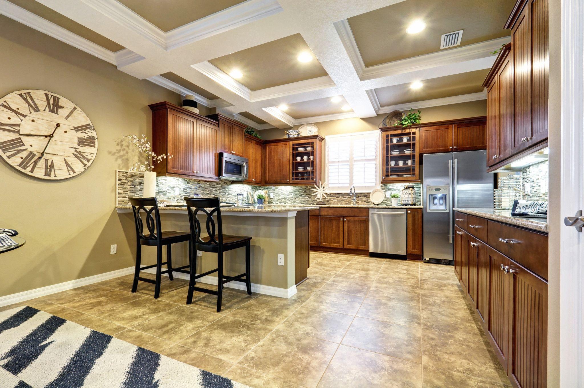Kitchen-in-Heather-at-Trilogy® Orlando-in-Groveland