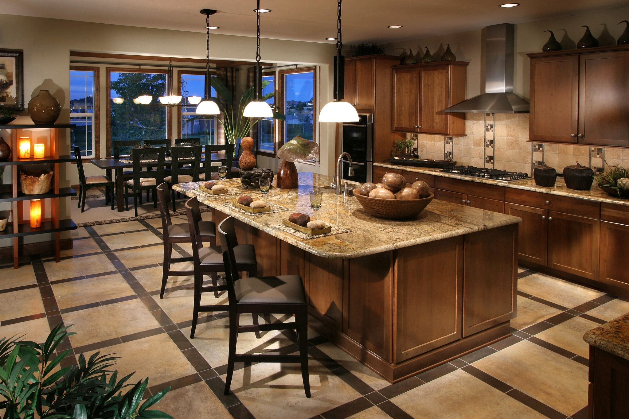 Kitchen-in-5012 Serenity Star-at-Water Dance at BackCountry-in-Highlands Ranch