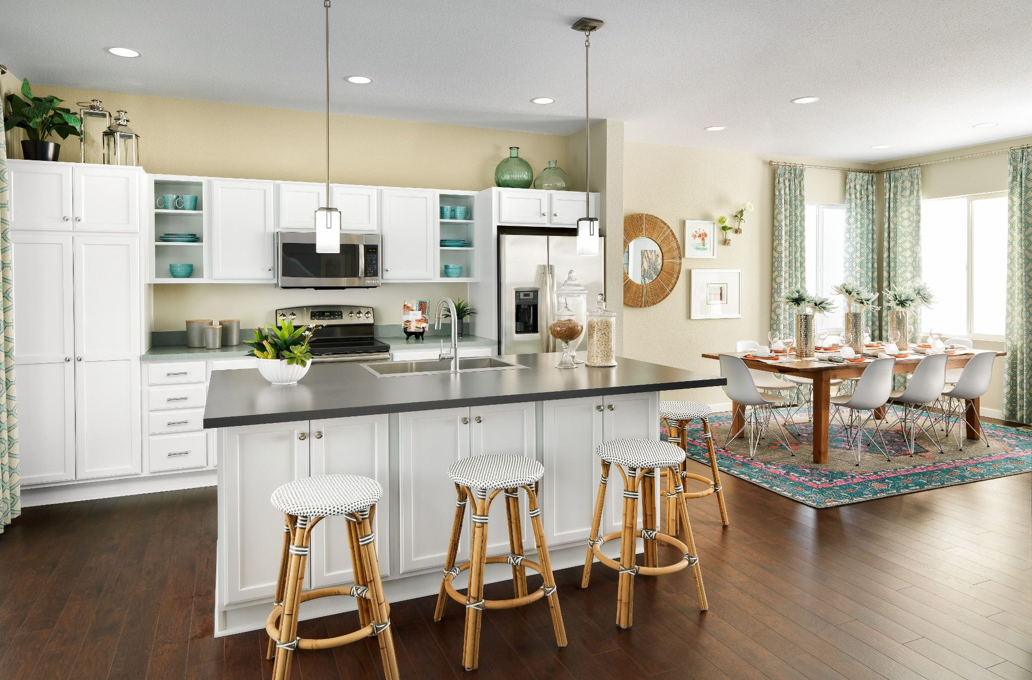 Kitchen-in-Plan 3554-at-SPACES at Reunion-in-Commerce City