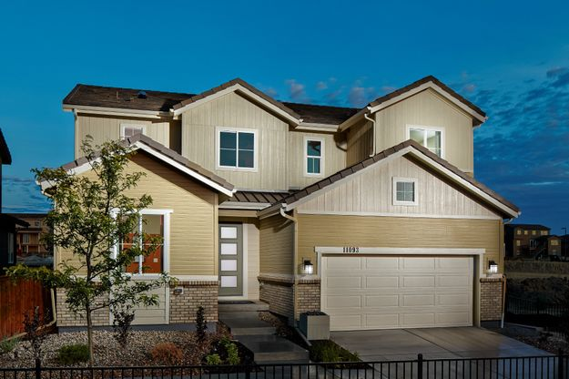Stepping Stone SPACES Discovery Plan 4006 Exterior:Plan 4006 Exterior