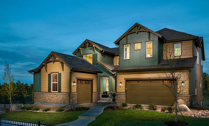 Whispering Pines Woodlands Bristlecone Model Exter:Bristlecone Exterior