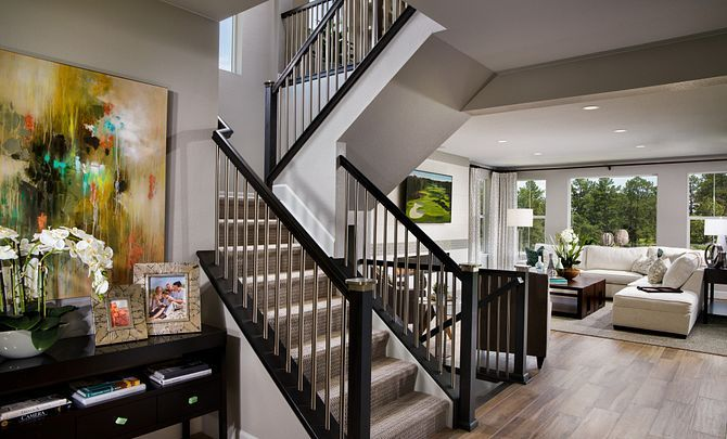 'Woodlands at Whispering Pines' by Shea Homes - Family - Colorado in Denver