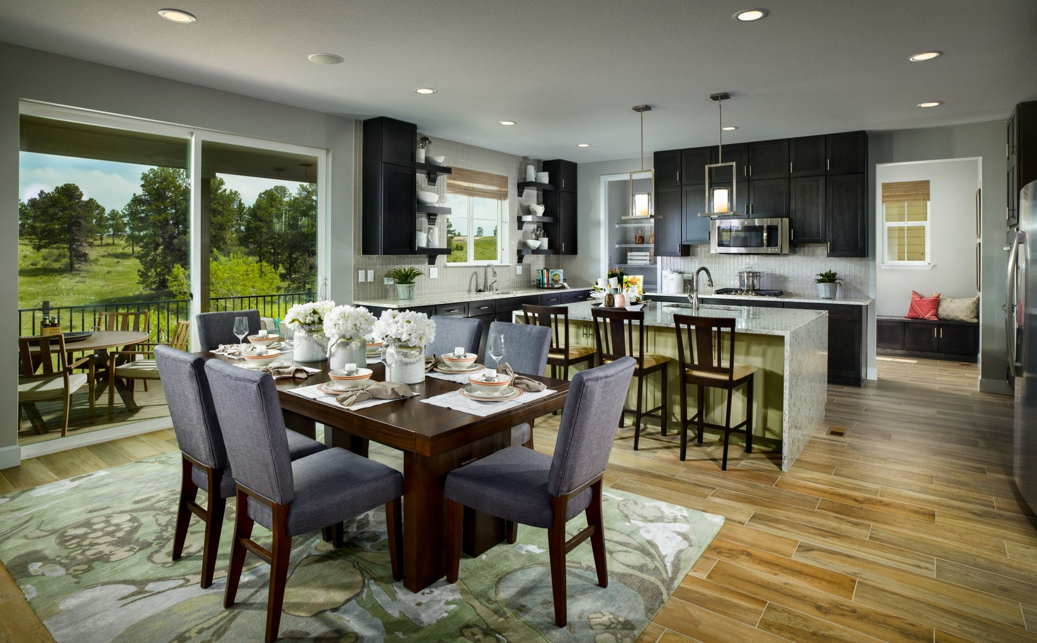 Kitchen featured in the 5215  Bristlecone By Shea Homes in Denver, CO