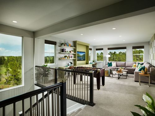 Recreation-Room-in-5215 - Bristlecone-at-Whispering Pines - Woodlands Collection-in-Aurora
