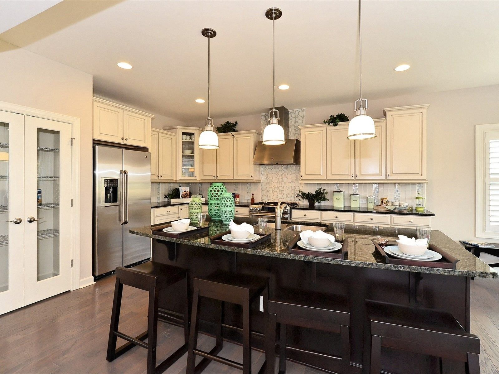 Kitchen-in-Silverado-at-Summerwood-in-Mint Hill