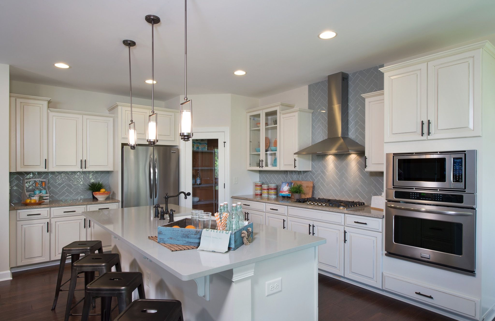 Kitchen-in-Redwood-at-Enclave at Massey-in-Fort Mill