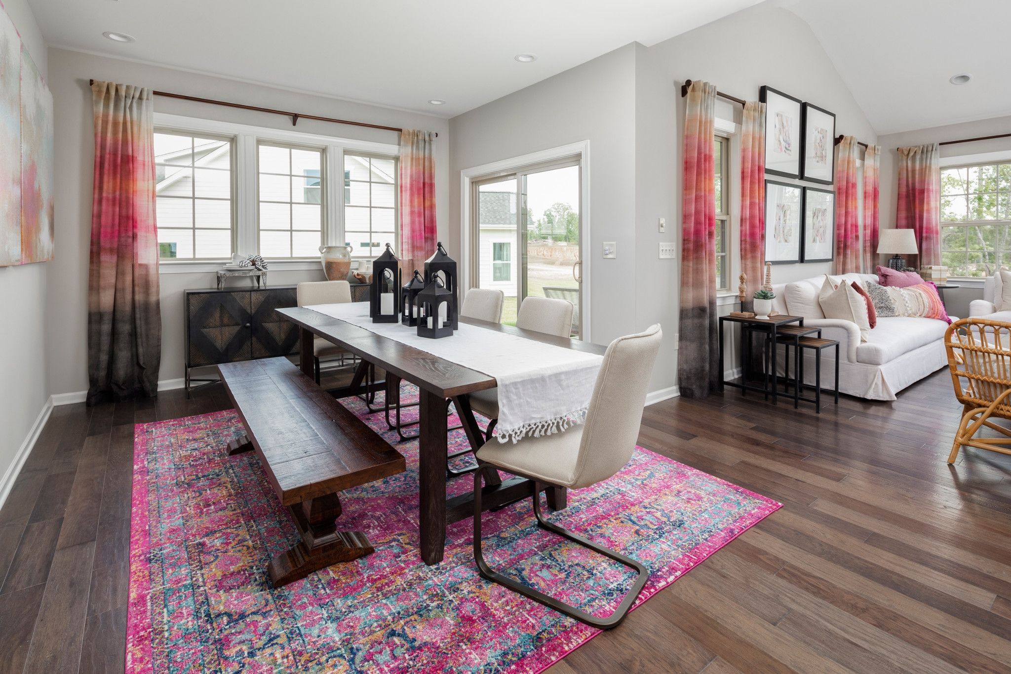 Living Area featured in the Ellington By Shea Homes in Charlotte, NC