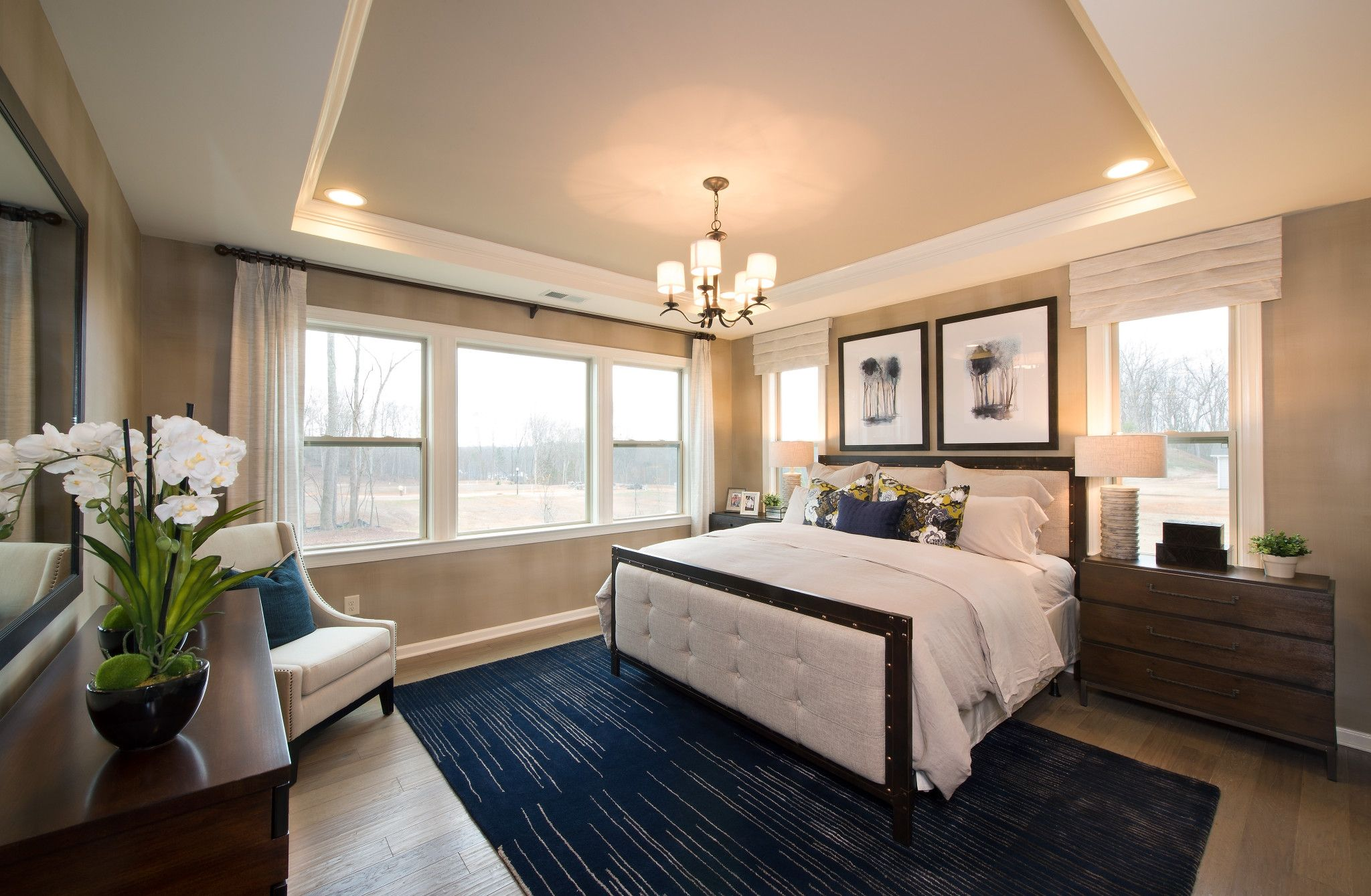 Bedroom featured in the Everett By Shea Homes in Charlotte, NC