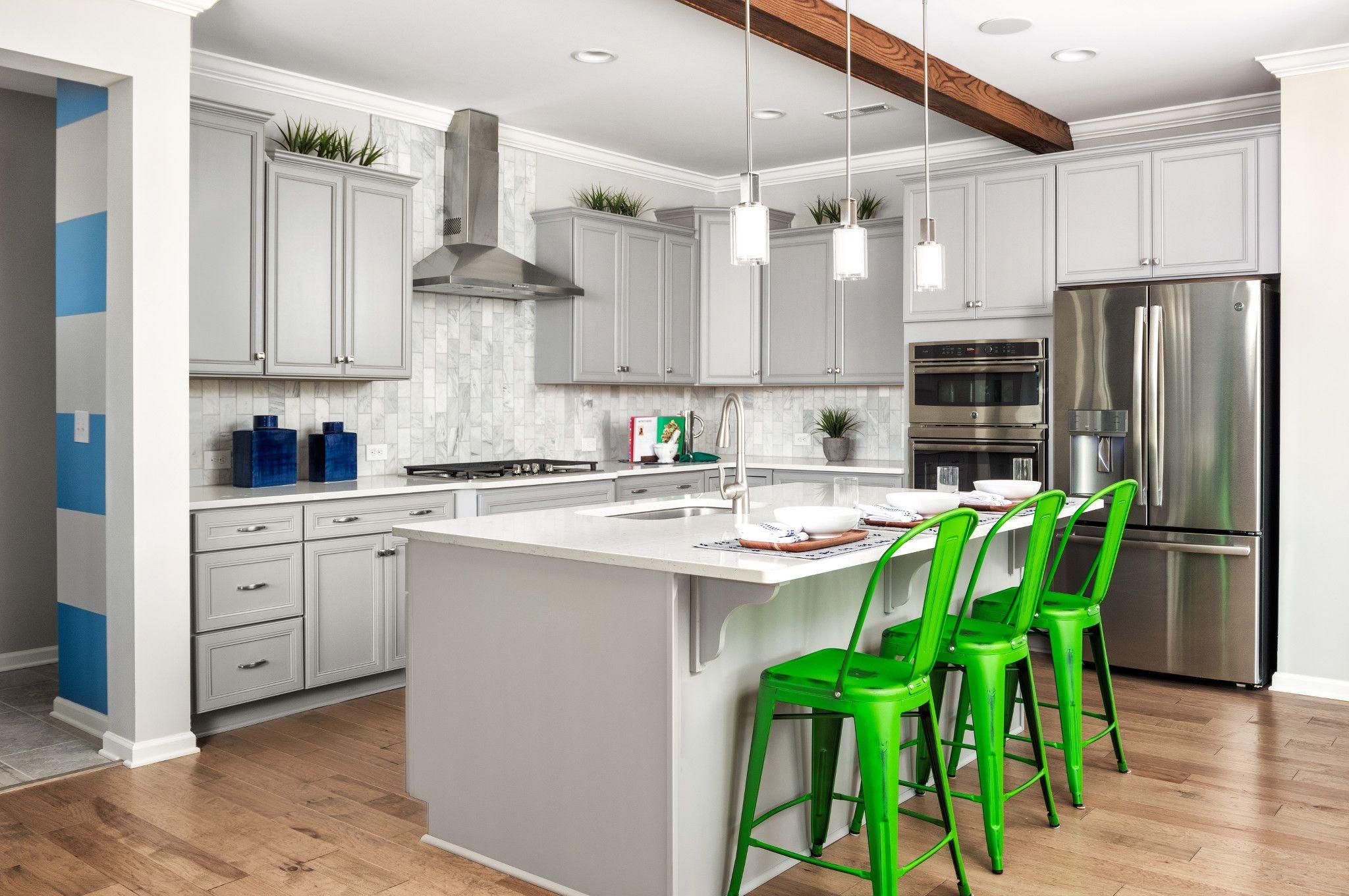 Kitchen-in-Delaney-at-Sagewood-in-Matthews
