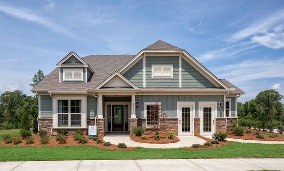 Ellington Model Home