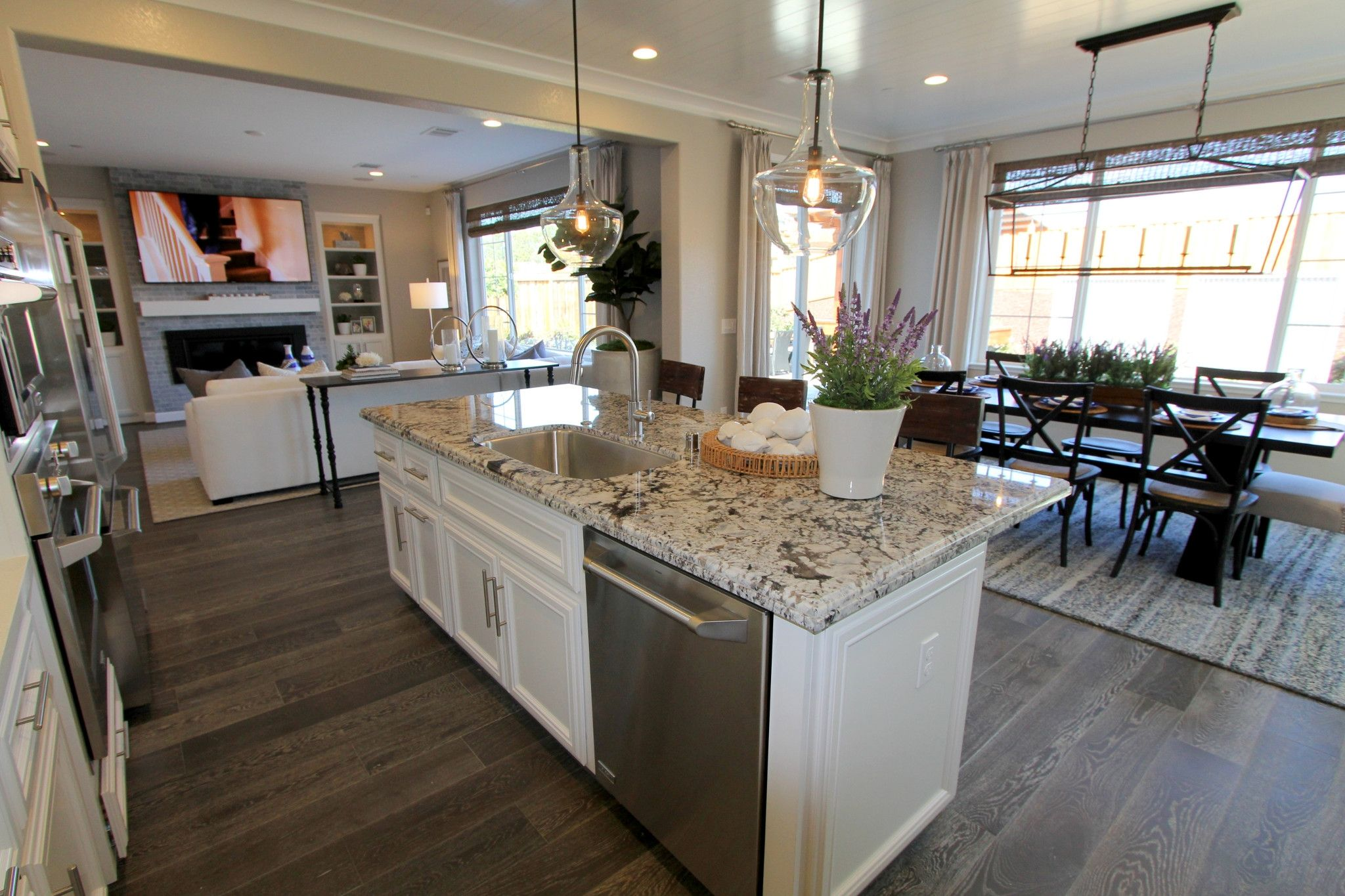 Kitchen-in-Plan 3-at-Beach House at The Dunes-in-Marina