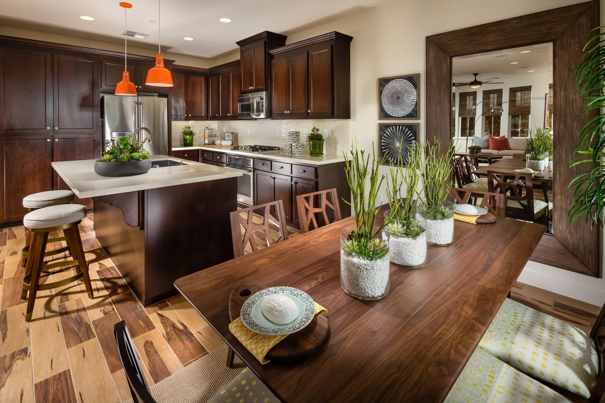 Kitchen-in-Plan 4-at-Sea House at the Dunes-in-Marina