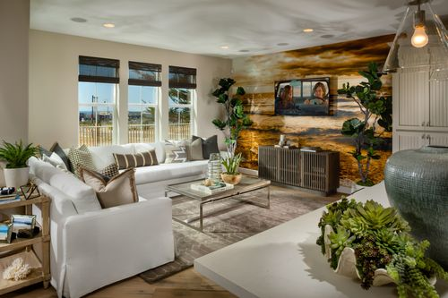 Greatroom-and-Dining-in-Plan 3-at-The Dunes - Sea House-in-Marina