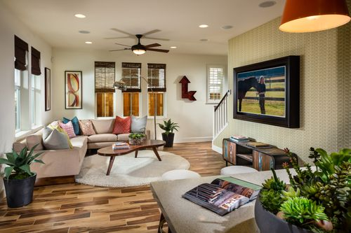 Greatroom-and-Dining-in-Plan 4-at-The Dunes - Sea House-in-Marina