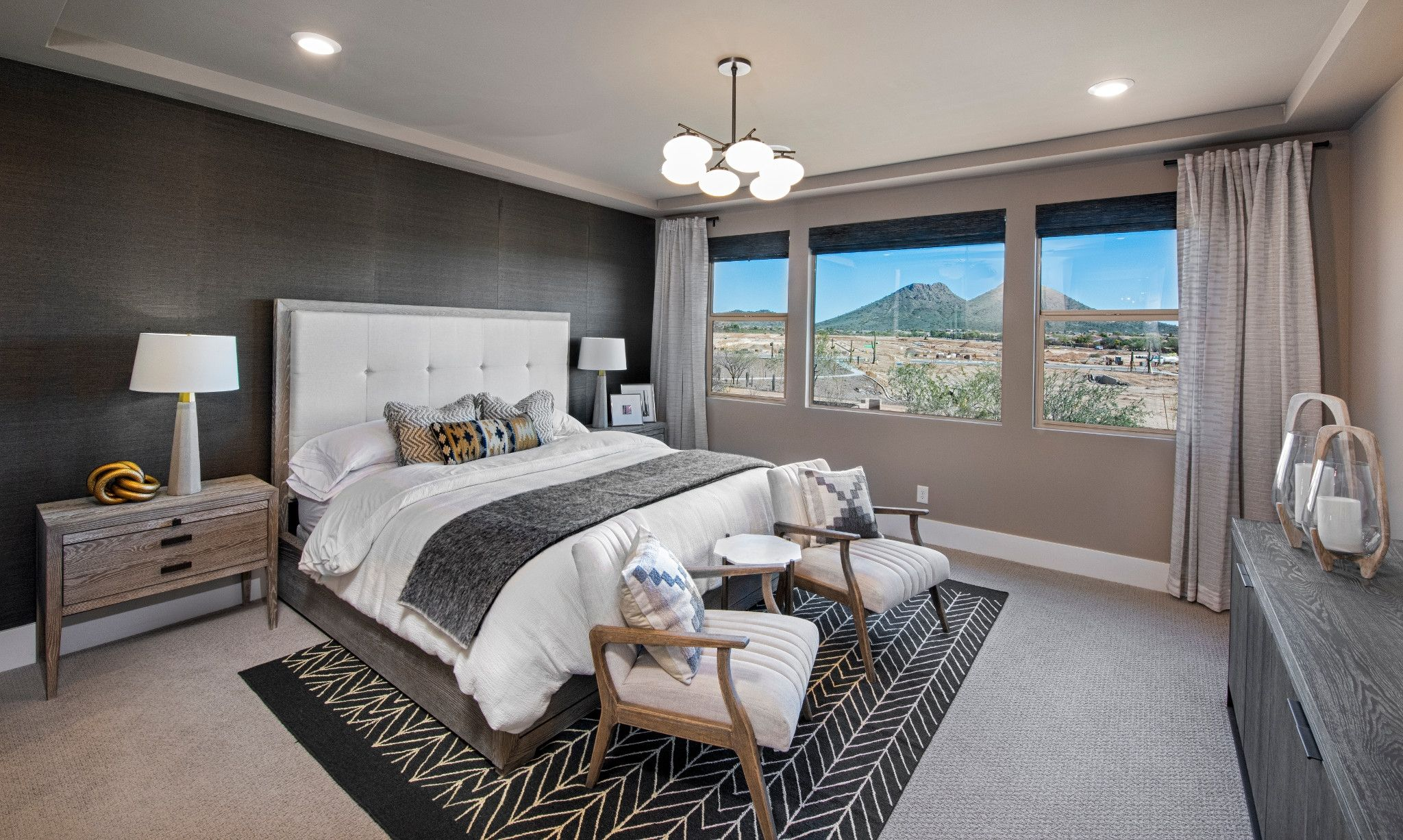 Bedroom featured in the Plan 5016 By Shea Homes in Phoenix-Mesa, AZ