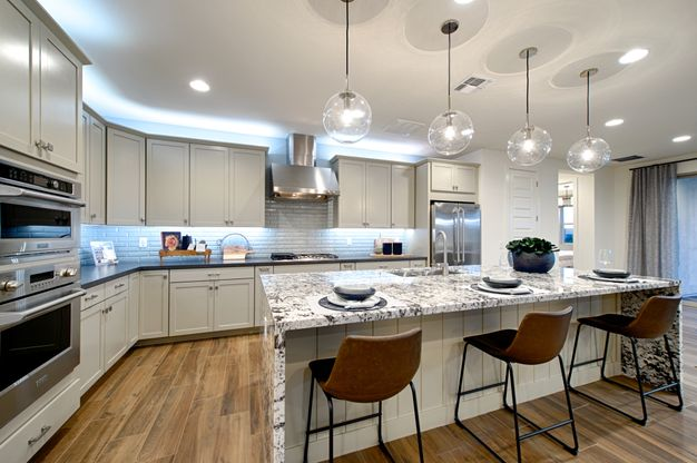 Plan 4014 Kitchen