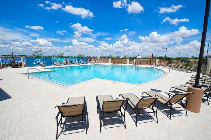 Recker Pointe Community Pool
