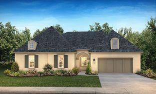 Plan 6020 - Del Bello Lakes 70 Series: Manvel, Texas - Shea Homes