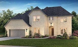 Plan 6030 - Del Bello Lakes 70 Series: Manvel, Texas - Shea Homes