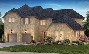 Plan 6060 - Del Bello Lakes 70 Series: Manvel, Texas - Shea Homes