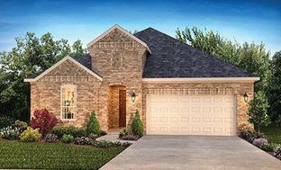 Plan 4132 - Meridiana 50 Series: Iowa Colony, Texas - Shea Homes