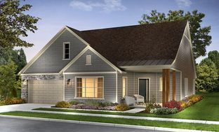 Ascend - Trilogy at Lake Frederick: Lake Frederick, District Of Columbia - Shea Homes - Trilogy